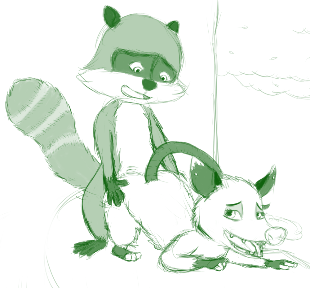 hedge the and tiger stella over I want to bang the animal crossing dog