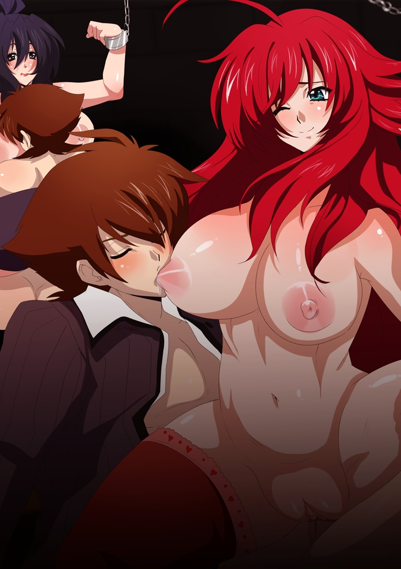 issei dxd and rias wedding highschool Porn pics of ben 10