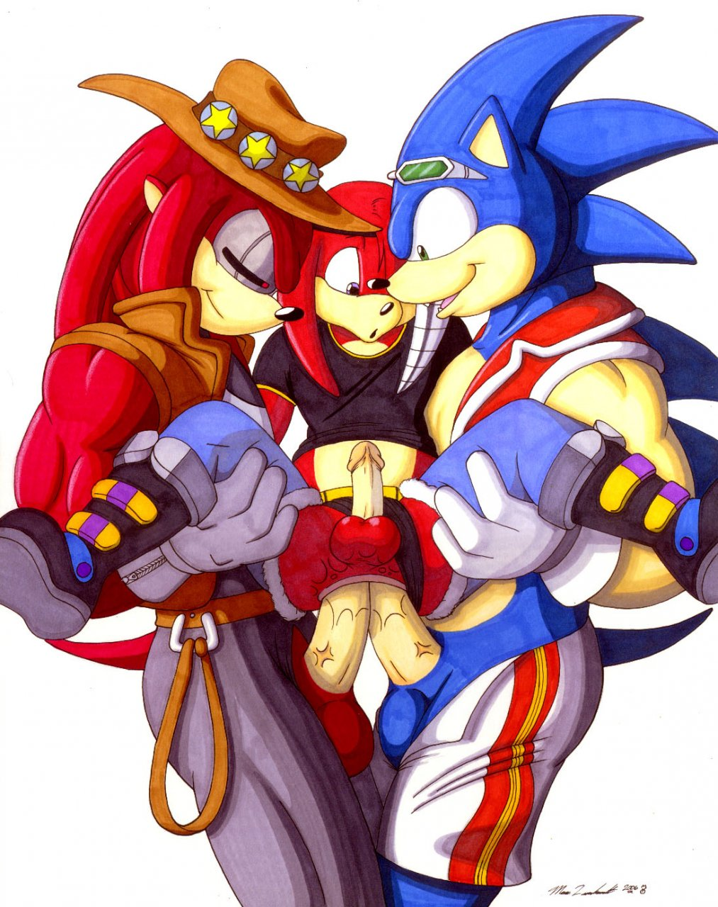 boiled sonic heavies mania hard Images of foxy and mangle