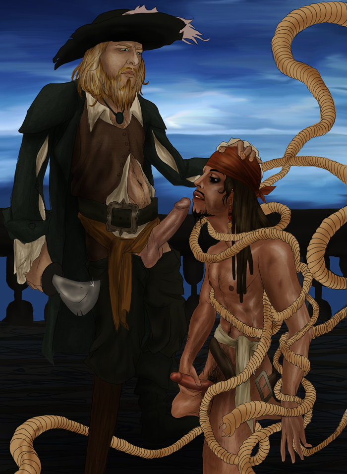 pirates the 5 and of caribbean ragetti pintel The seven deadly sins merlin