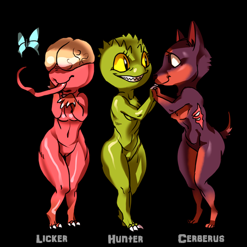 resident molded the 7 evil Male to female porn comic