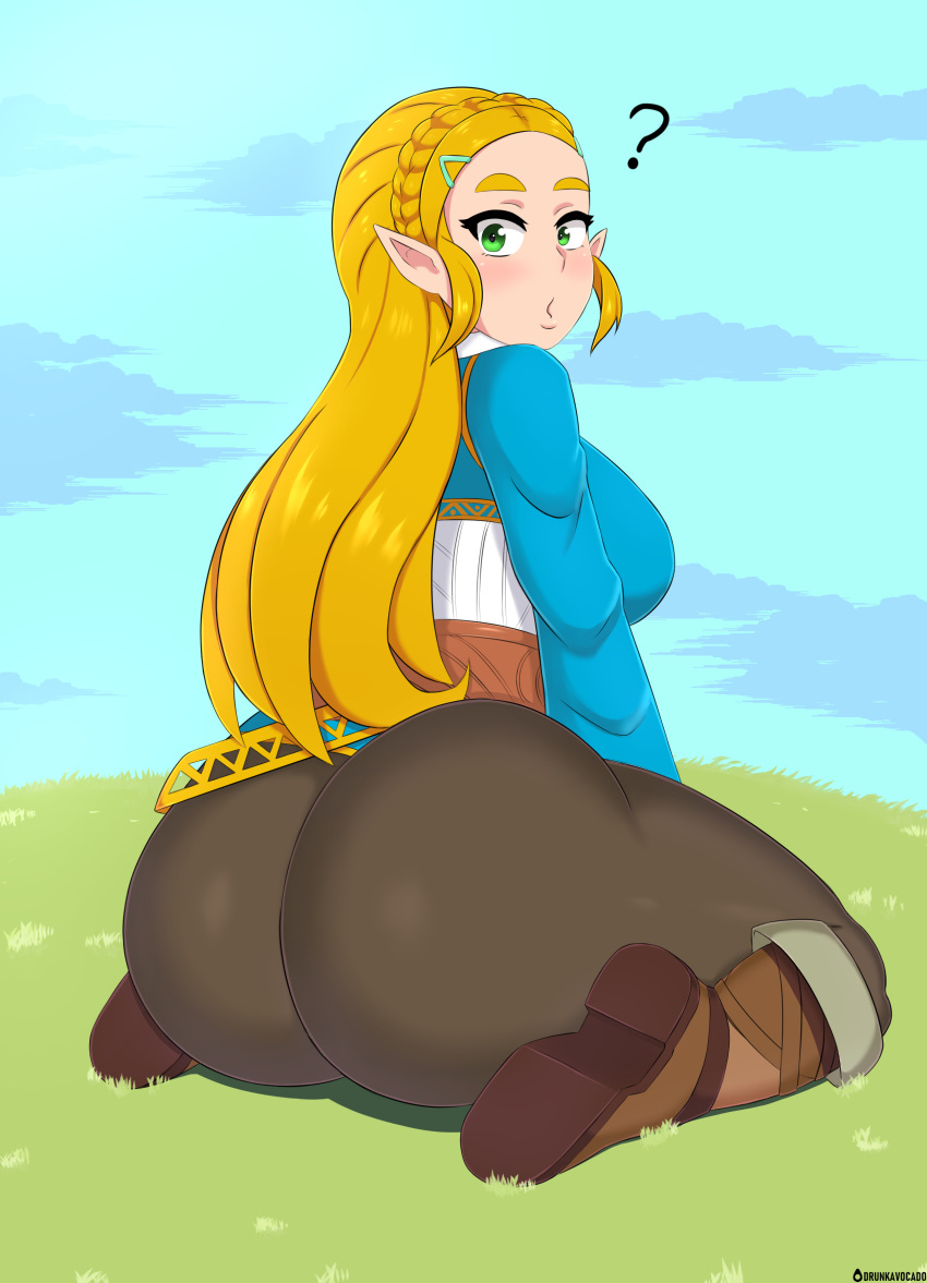 a invite picnic luigi princess the for eh us over nice to of Breath of the wild redead
