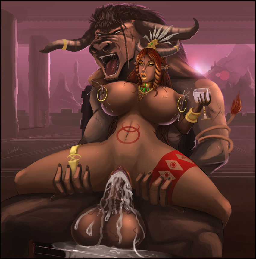 champions gang minotaur corruption of Gayest picture on the internet