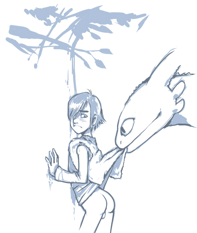 your hiccup lemon how toothless to train dragon fanfiction female and Breath of the wild female zora