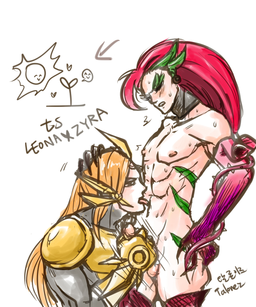 legends nude of league katarina Five nights at freddy's mangle pictures