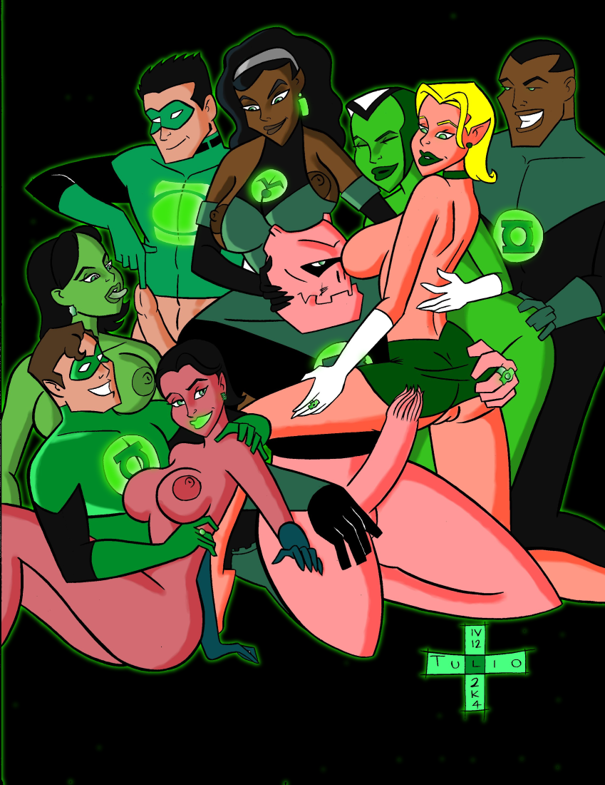 animated the lantern torrent green series Boondocks cristal like the champagne