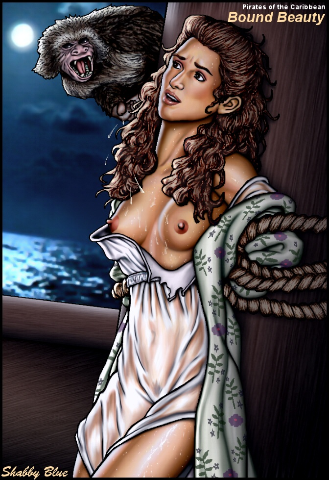 of pintel ragetti and the 5 caribbean pirates The walking dead game molly