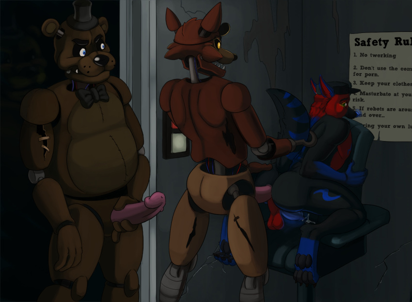 ft x freddy foxy ft Peepoodo and the superfuck friends